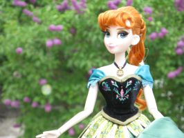 Princess Anna of Arendelle - 01 by PriPePoi