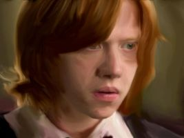 .:Commission: Ron Weasley:. by Flying-With-The-Owls