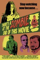 Real Zombie Movie by renonevada