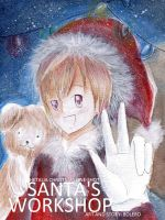 APH XMAS one-shot: Santa's Workshop by kilala2822