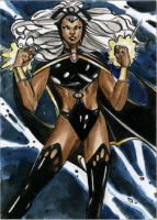Storm sketchcard by Csyeung