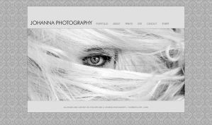 Website - Johanna Photography by AYDesign