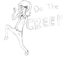 Do the Creep~! by OkamiOchita