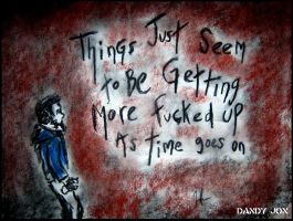 As Time Goes On by Dandy-Jon