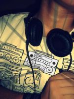 Headphones don't have limits by AlmostCesar