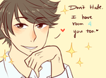 doNT HAte by Christythecat123