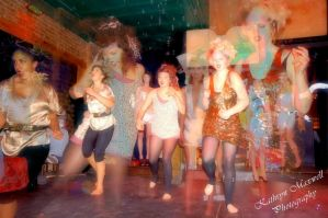 Dancing for Toys for Tots by KattyMax