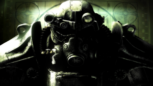 Fallout 3 BoS PS3 HD Wallpaper by DEVILUSHNINJA