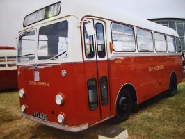 show bus classic buses duxford by Sceptre63