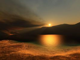 Sunset - Resource by duris