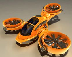 new hover buggy by Buchio