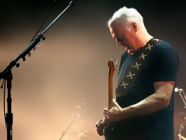 David Gilmour by JohnnySlowhand