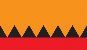 Flag of Nimi'ipuu (PNW state proposal) by schreibstang