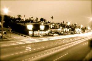 Pacific Coast Highway by Kenny-Gulley