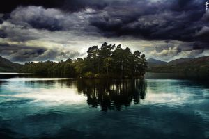 Loch Lomond. by Bl122ard