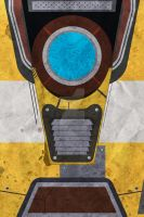 -Not so- Simplistic Claptrap Poster by greenwillow13