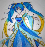 Sona ~ by Gwen2ly