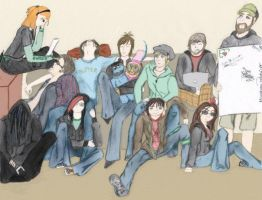 The All-American Rejects Fam06 by Katie-Laine