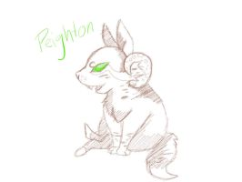 Sketch Request 6 Peighton by SketchyPawz