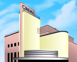 Streamline cinema by UrbaneLegend