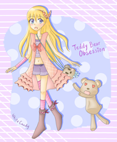 Teddy Bear Obsession~ by ShiraKyandii