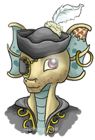 Neopets Request: Kiyann the Plushie Draik by Blesses