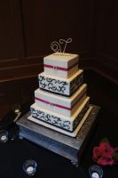 Wedding cake 149 by ninny85310