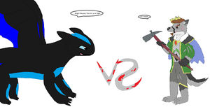Round 3 Final Match: Sapphire vs Lord Pinecone by nissandriver217
