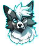 [C] Kaze Headshot by ALovelyLynx