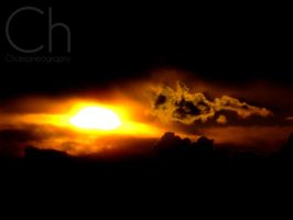 Sunset Explosion by Champineography