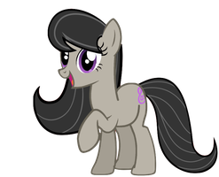 My name is Octavia Melody by WinxFloraBloomRoxy