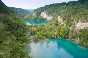Plitvice green II by DeviantTeddine
