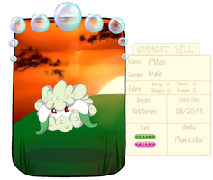 PKMNation | Pittoo by Adrian-Sylvie