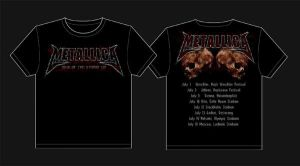 Tour T-shirt concept 1 by morganian
