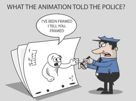 what the animation told the police by IDROIDMONKEY