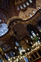 Blue Mosque by AnaHRV
