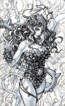 Copic Ivy by Mephmmb