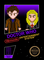 NINTENDO: NES DOCTOR WHO by Silverhammer37