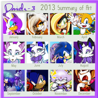 2013 Art Summary by Daniela-3