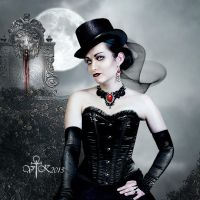 The  Lady Of  Blood by Eve-VelvetRose