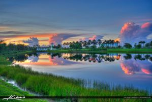 Tower-at-Lake-Port-St.-Lucie-Tradition by CaptainKimo