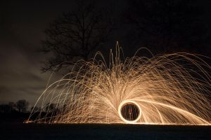 Ring of fire by PhotographyChris