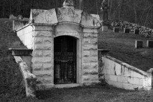 Mausoleum by wolfphotography