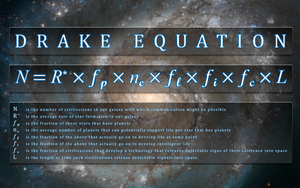 Drake Equation by MitchellLazear