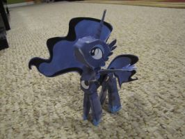 Luna Papercraft (Season 2) by Flip-coB