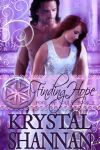 Book cover -Finding Hope Book 2 by Krystal Shannon by CathleenTarawhiti