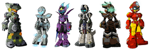 Medabots Complications by IronClark
