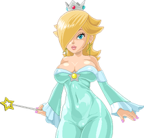 Rosalina by Real-Warner