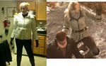 Ashley Resident Evil 6 test 1 by Hello-Kt-Cosplay