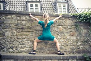 Ballet: At the old wall 2 by SeelederSchar
